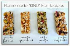 "Vegetable Face: DIY Fruit & Nut Grain-Free Organic ""KIND"" Bars"