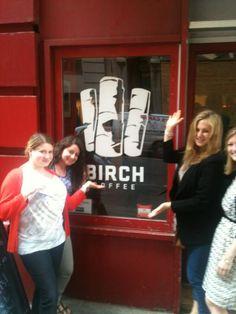@SeidenNYC @BirchCoffee The best caffeine comes from a birch tree! #firstfriday #team4 pic.twitter.com/dZbvAFnj