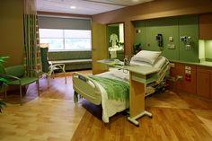 St Elizabeth Hospital Boardman Campus PatientRoom    I do enjoy the floor!
