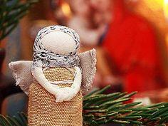 Мастер-класс Елены Вернидубовой по созданию куклы Ангел. | Ярмарка Мастеров - ручная работа, handmade