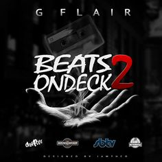 widontplay: G-Flair - Beats on Deck 2 (Beattape)
