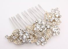 Kids' Clothing, Shoes & Accs Radient Barrettes Clips Diamante Crystal Barrette Hair Clip Vintage Ladies Hairclip 029 Hair Accessories