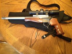 Thompson Center Contender, the single shot master of pistol accuracy in multiple calibers, my is amazing from yards. Revolvers, Handgun, Firearms, Thompson Contender, Para Ordnance, Thompson Center, Gun Vault, Sniper Rifles, Ninja Weapons