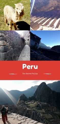 The Sacred Valley is far more than one famous site. Find destination information on Machu Picchu, Santa Teresa, Quello Mayo, Ollantaytambo and Pisac. Plan your trip with tips on accommodation, activities, transport, food and money. #Travel #Peru with confidence!