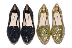 Miu Miu's New Moccasins ARE The Party