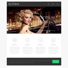 This free responsive business WordPress theme features a minimal design, Ajax pagination, 600+ fonts, 3 layout options, 3 page templates, an image slider, 10 social media icons, a maintenance mode feature, WooCommerce compatibility, and more.