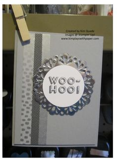 Stampin' Up!, Bravo, Foil Doilies, Everyday Chic Designer Washi Tape, Silver Embossing http://www.kimplayswithpaper.com/home/three-ways-to-sale-a-brate