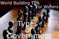 """A couple days ago, someone searched my blog, asking for """"books that have a very different type of government in fantasy."""" I did make a post of fantasy clichés a while back, and in there, I briefly ..."""