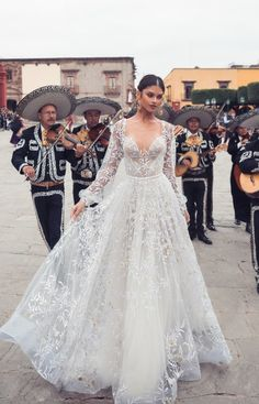 Courtesy of Julie Vino Wedding Dresses San Miguel Collection Lace Wedding Dress, Black Wedding Dresses, Bridal Wedding Dresses, Mexican Wedding Dresses, Vintage Wedding Dresses, Off Shoulder Wedding Dress Lace, Unique Wedding Dress, Vintage Mexican Wedding, Backless Wedding
