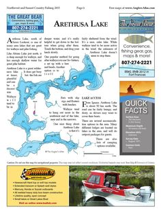 Northwest Ontario fishing maps and exclusive content Fishing Maps, Free Maps, North West, Ontario, Sunset, Sunsets, The Sunset