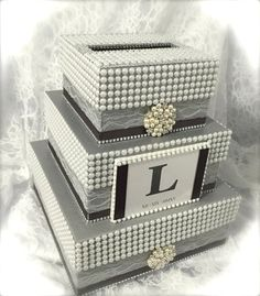 Wedding Gift Envelope Box Suggestions : ... box silver box wedding envelope box ideas wedding envelopes wedding