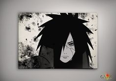 Naruto Shippuuden Uchiha Madara Watercolor Print Archival Print Art Print Wall Decor Art Poster Anime Print Manga Cartoon Multi Size n254 on Etsy, 31,44 zł Madara Uchiha, Anime Naruto, Naruto Shippuden, Anime Merchandise, Manga Games, Watercolor Print, Amazing Art, Wall Art Prints, Wall Decor