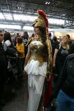 Athene #cosplay Foto by Darahkiin