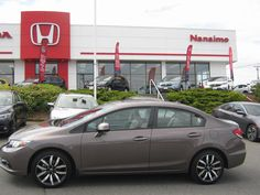 Pre-owned 2013 Honda Civic Sdn Touring for sale in Nanaimo for $ 19785. & 2013 Honda CR-V LX FWD at Pollard Friendly Ford in Lubbock Texas ... markmcfarlin.com