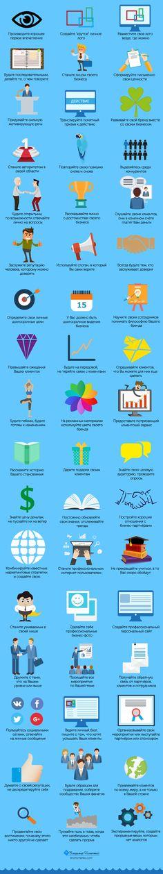 51 способ Как усилить личный бренд