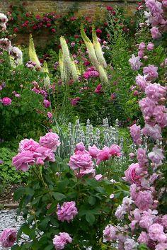 Mottisfont Abbey Gardens, Hampshire, England by teresue
