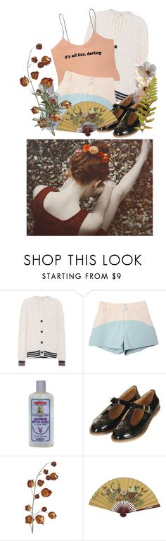 """in my dream"" by shiasunflower ❤ liked on Polyvore featuring Yves Saint Laurent, Thayers, Topshop, Pier 1 Imports, WALL and Sage & Co."