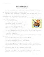 breakfast-cereal-third-grade-reading-comprehension-worksheet