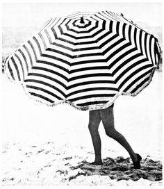 beach umbrella / allure