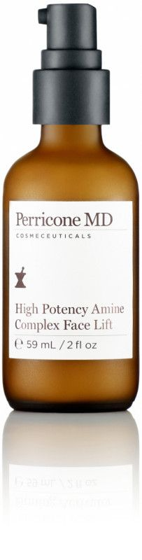 ⭐️ High Potency Amine Complex Face Lift  $110 Ulta Beauty - highest potency amounts in line (Use: After cleansing and toning. All the way to hairline, back of neck and behind ears. Use moisturizer after for even more hydration)