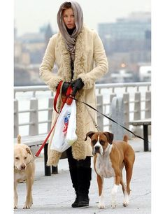 Puppy Love: Celebrities & Their Dogs, ELLEuk.com #Giselle is not just leader of the #fashion pack #VSdog