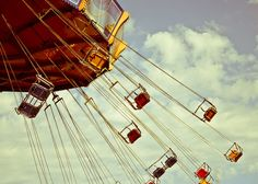 How do you like to go up in a swing, up in the air so blue?