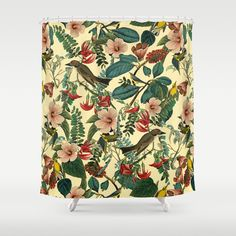 Check out society6curated.com for more! @society6 #floral #flowers #shower #curtain #home #decor #homedecor #apartment #apartmentgoals #sophomoreyear #sophomore #bathroom #bath #bedandbath #bathe #unique #art #design #creativity #creative #fun #git #giftidea #gifts #giftideas #pretty #beauty #beautiful #botanical #yellow #green #red #birds #bird