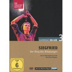 Making-of der DVD »Siegfried« von Kaminski ON AIR.  http://www.amazon.de/dp/B00B2KW1OA