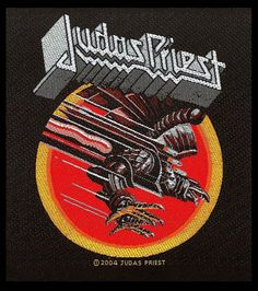 Official Patch. Licensed product. Screaming For Vengeance, Judas Priest, Patches, The Unit