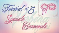 Chiacchierino Ad Ago: TUTORIAL 05 - Speciale Carnevale - needle tatting ...