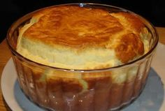 Quick soufflé recipe with thermomix, an easy recipe, fast and above all a d … - Recipes Easy & Healthy Mozzarella, Mousse, Souffle Recipes, Good Food, Yummy Food, Fast Easy Meals, Appetisers, Easy Healthy Recipes, Queso