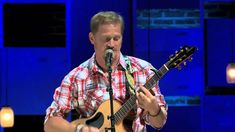 Tim Hawkins on National Anthems. I was crying from laughing so hard!