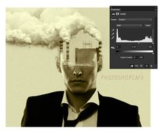 How to make a double exposure effect in Photoshop tutorial. True detective effect, step by step and video tutorial by Colin Smith of PhotoshopCAFE