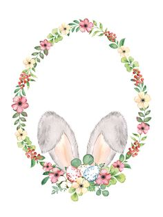 Precious Tips for Outdoor Gardens In general, almost half of the houses in the world… Easter Bunny Ears, Easter Eggs, Spring Nail Colors, Spring Nails, Bunny Art, Easter Holidays, Spring Flowers, Floral Flowers, Baby Prints