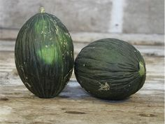 An old-time melon listed by American seedsmen in the 1830's but probably goes back much further; believed to come from Italy.