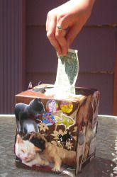 Activities: Make a Tzedakah Box
