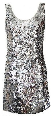 Sparkly dress  love it!!