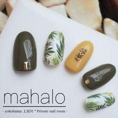 mahalo*yukaのネイルデザイン[No.3137256]|ネイルブック