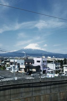 MT. Fuji | otw to kyoto