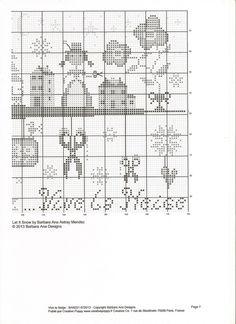 Gallery.ru / Фото #4 - 637 - mila29 Xmas Cross Stitch, Cross Stitch Samplers, Cross Stitch Charts, Cross Stitching, Cross Stitch Embroidery, Cross Stitch Patterns, Cross Stitch Freebies, Little Stitch, Beaded Cross