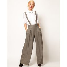 Get ready for Fall. Wide leg pant