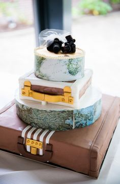 Get creative with the cake: