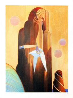 Andrea Serio - Illustration - Omaggio a Moebius