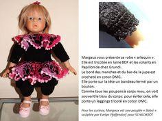 Dmc, Crochet Necklace, Creations, Crochet Hats, Image, Fashion, Wool, Cotton, Little Black Dresses