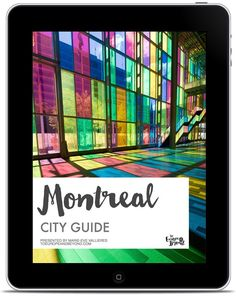 things to do in montreal city guide