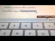 SlideWriter ($1.99) Slides Into App Store To Make iPad Text Editing Easier. YAY!!