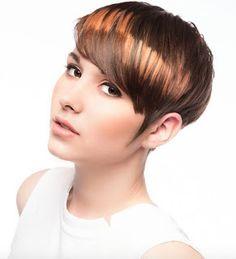 La moda en tu cabello: Juveniles Cortes Pixie de colores 2016