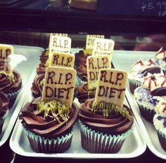 R.I.P. diet!