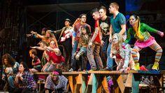 """""""RENT"""" @ 5th Avenue Theatre (Seattle, WA)"""