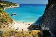 Zakynthos island,Xigia beach